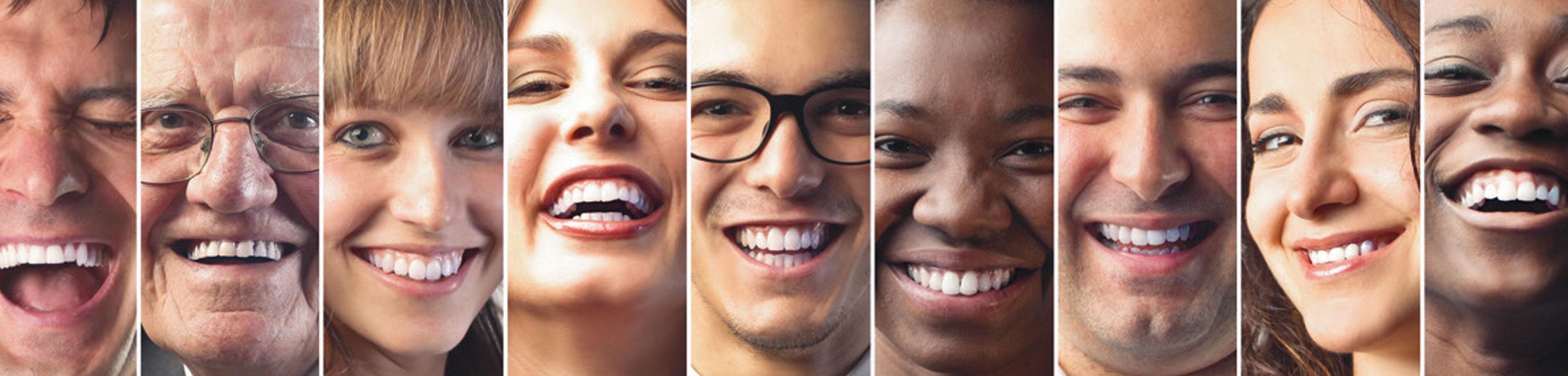 soins préventifs pour des dents en santé